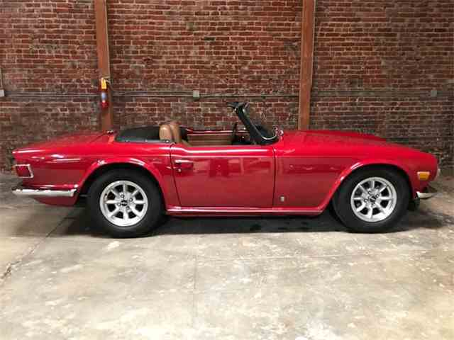 Picture of '71 TR6 - MLHM