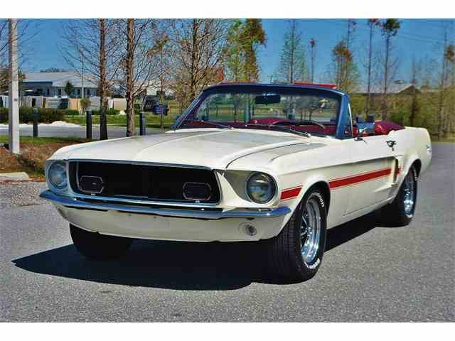 Picture of '67 Mustang - MLHU