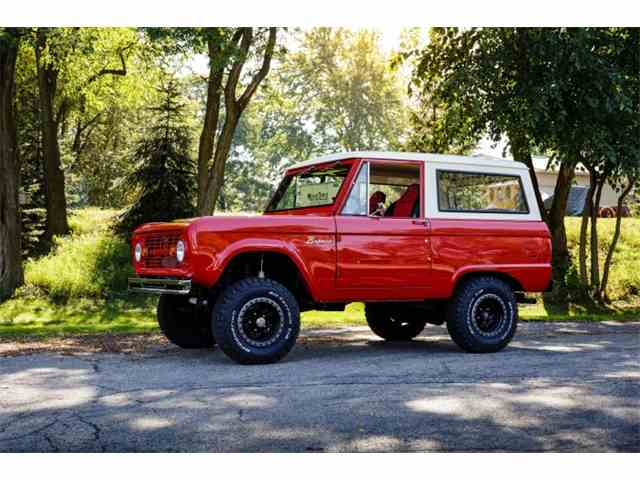 Picture of '77 Bronco - MLIE