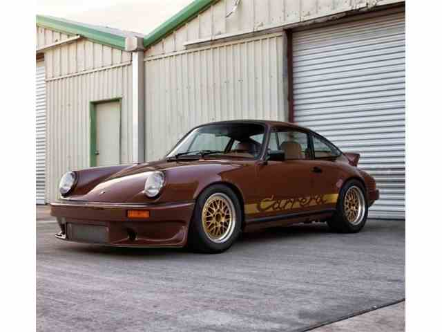 Picture of 1975 Porsche 911 Carrera located in Houston TEXAS - $200,000.00 Offered by VICCI Car Auctions - MLIG
