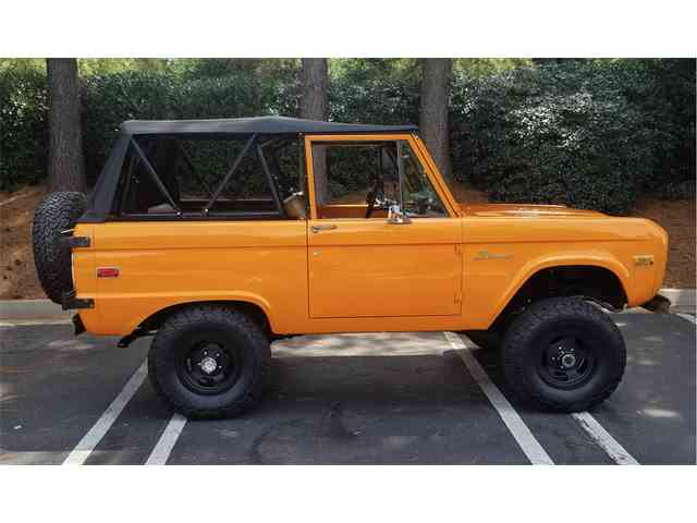 Picture of '73 Bronco - MLJJ