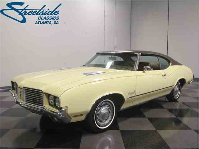 Picture of '72 Cutlass - MLJT
