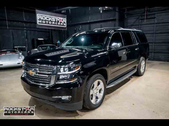 Picture of '15 Suburban - MLK5