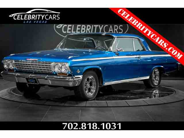 Picture of Classic 1962 Impala - $39,999.00 Offered by Celebrity Cars Las Vegas - MLKS