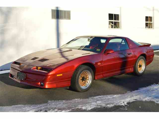 Picture of '87 Firebird Trans Am GTA located in Massachusetts - MLL6
