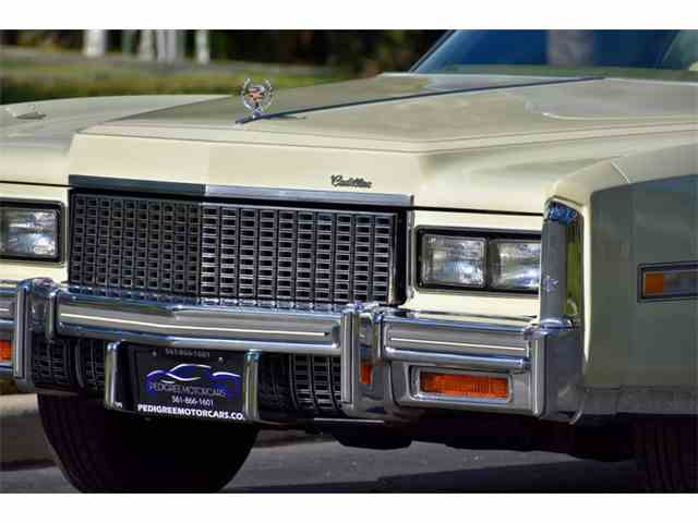 Picture of '76 Eldorado - MLLI