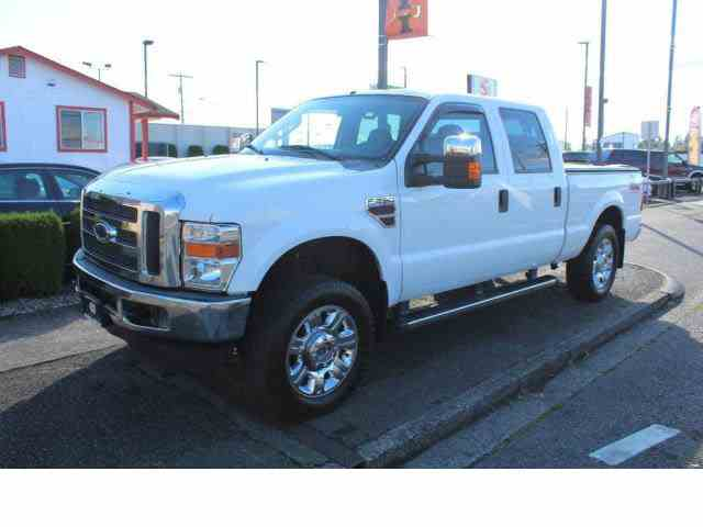 Picture of '08 F250 - MLN3