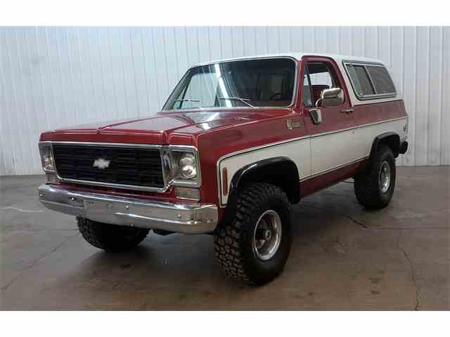 Picture of 1978 Chevrolet Blazer Offered by Silver Creek Classics - MIJ4