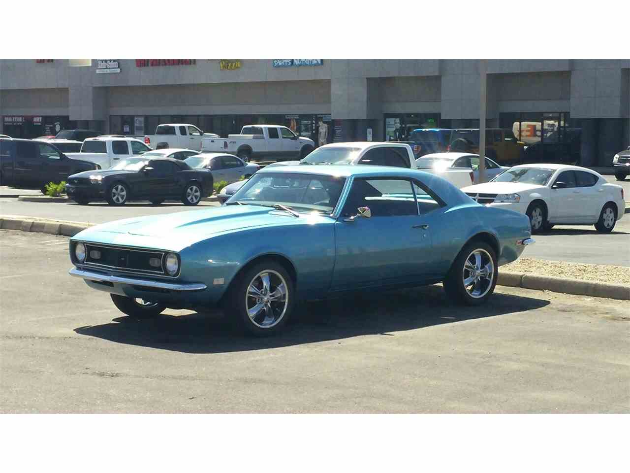 Classic Chevrolet Camaro for Sale on ClassicCars.com