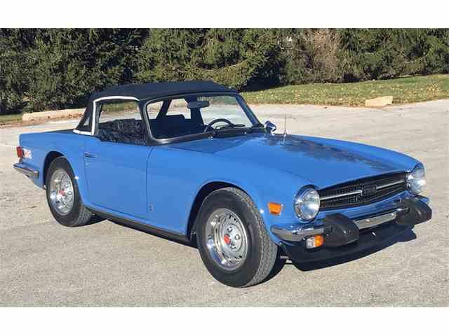 Picture of '75 TR6 - MIJ6