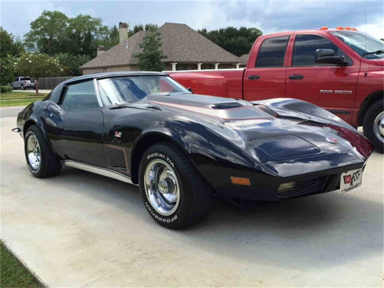 Large Picture of '73 Corvette - MLO0
