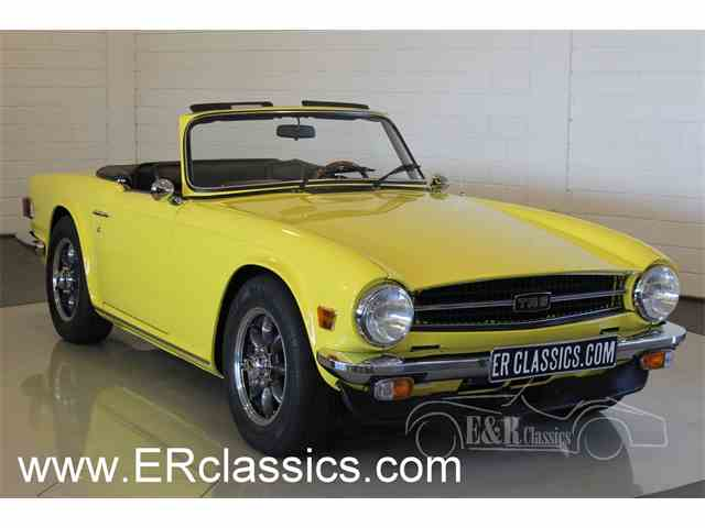 Picture of '75 TR6 - MLOW