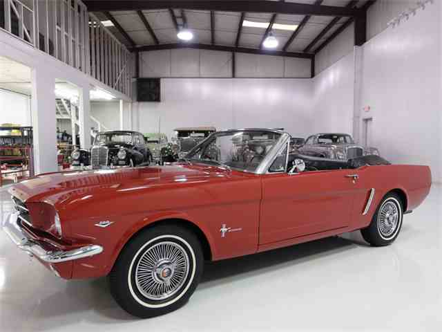 Picture of '64 Mustang - MLPN