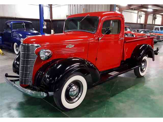 Picture of '38 Pickup - MLPQ