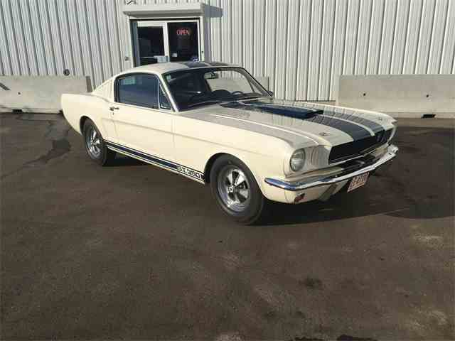 Picture of '65 GT350 #47 - MLPZ