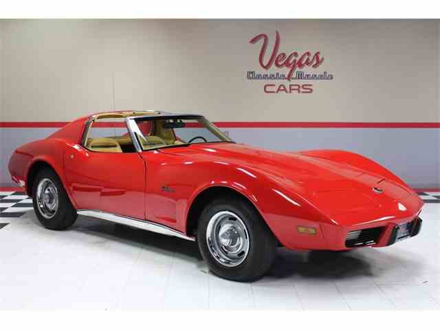 Picture of '74 Chevrolet Corvette located in Nevada - $16,995.00 Offered by Vegas Classic Muscle Cars - MIJF