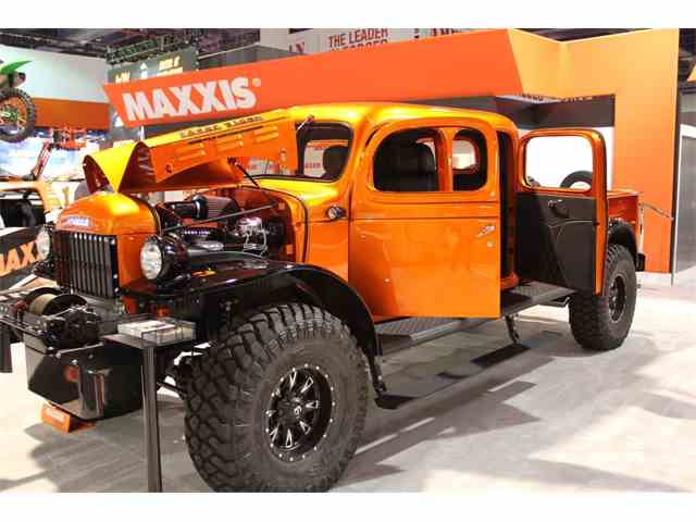 Picture of '46 Custom Power Wagon - MLQ6