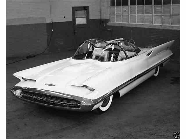 Picture of '88 1955 Lincoln Futura Replica - MLQE