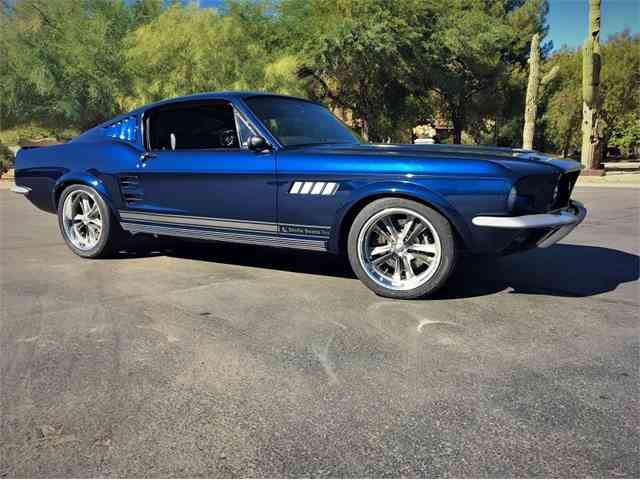 Picture of '67 Mustang - MLQO