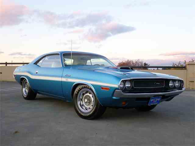 Picture of '70 Challenger R/T 440/6 - MLQZ