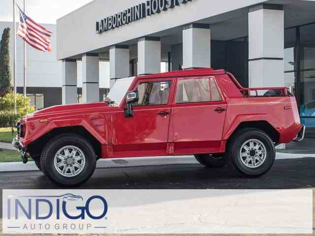 Picture of 1990 Lamborghini LM002 Offered by Indigo Auto Group - MIJI