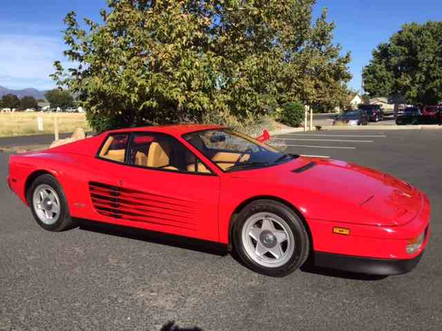 Picture of '86 Testarossa - MLR3