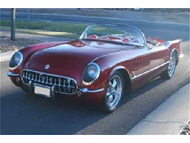 Picture of '54 Corvette - MLRA