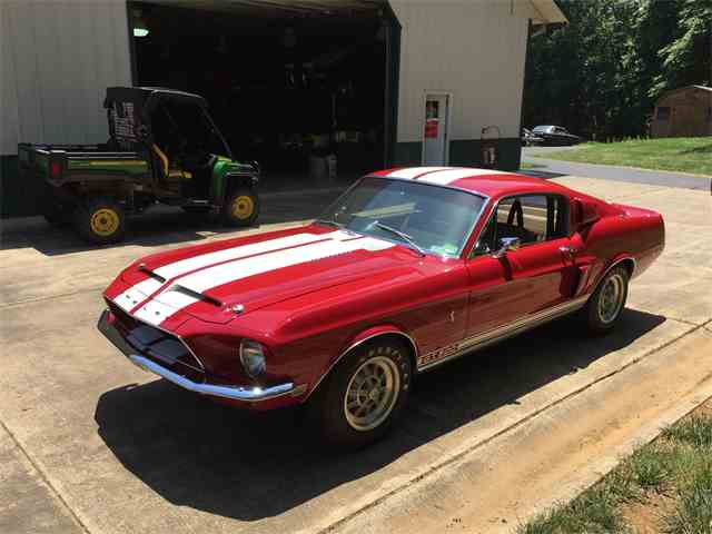 Picture of '68 GT500 - MLRB