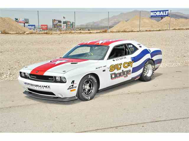 Picture of '11 Challenger Factory Drag Pack #11 - MLRO