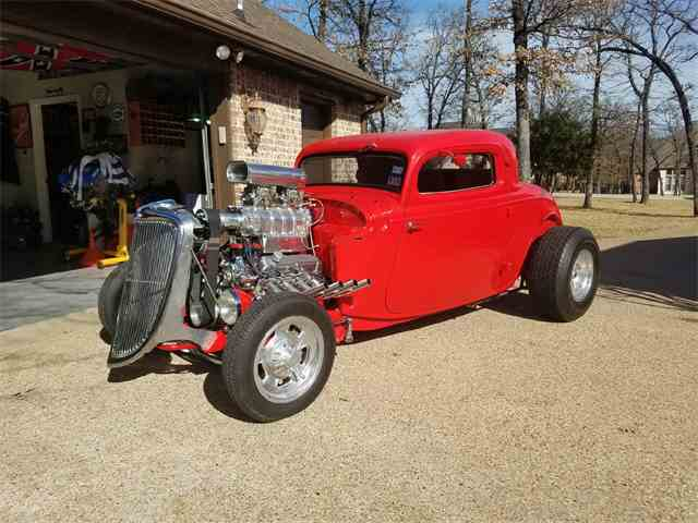 Picture of '34 Hot Rod - MLSX