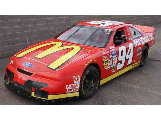 Picture of '94 NASCAR # 94 Bill Elliott McDonalds - MLT5