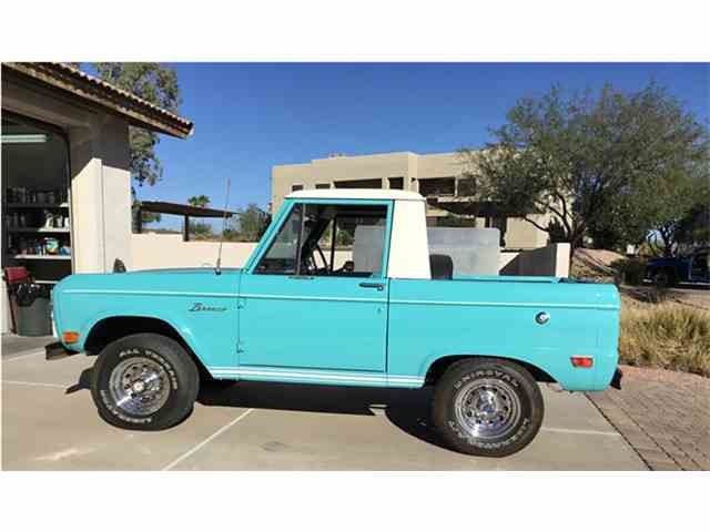 Picture of '68 Bronco - MLTX