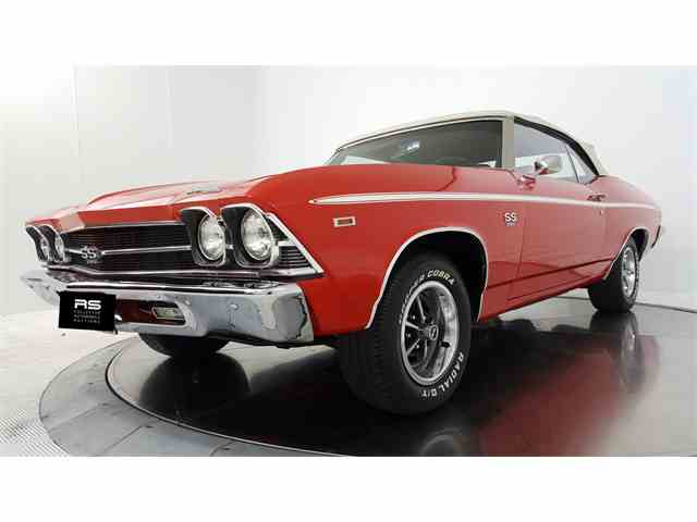 Picture of '69 Chevelle Convertible SS - MLU0