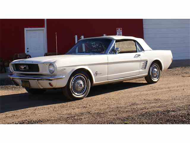 Picture of '66 Mustang - MLU2