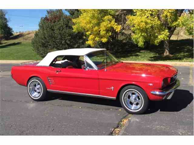 Picture of '66 Mustang - MLU9