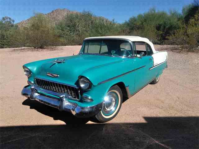 Picture of '55 Bel Air - MLUC