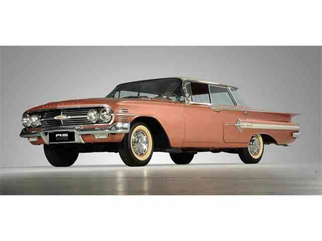 "Picture of '60 Impala ""Survivor"" - MLUI"