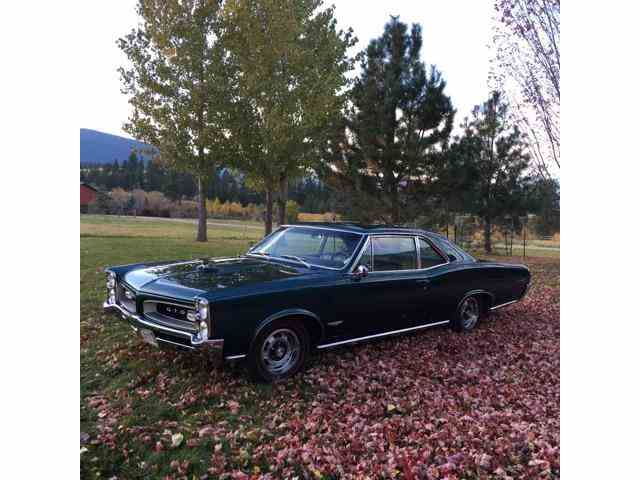 Picture of '66 GTO - MLUJ