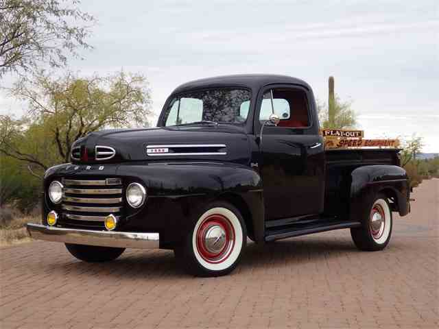 Picture of '50 Pickup - MLUS