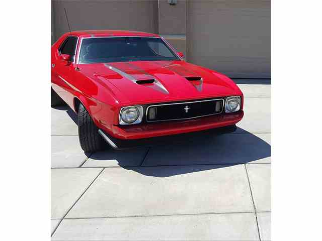 Picture of '73 Mustang - MLV0