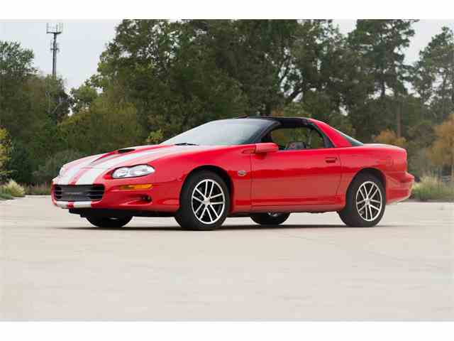 Picture of '02 Camaro Z-28  200-mile - MLVP