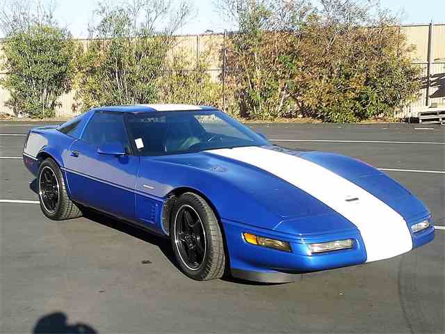 Picture of '96 Corvette - MLW3