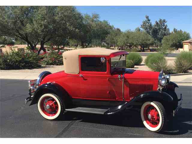 Picture of '30 Model A - MLWN