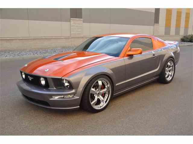 Picture of '06 Mustang - MLWR