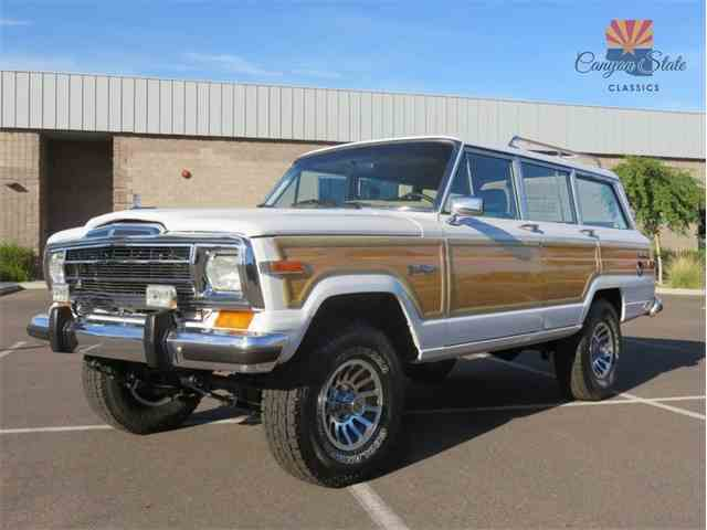 Picture of '91 Grand Wagoneer - MLX5