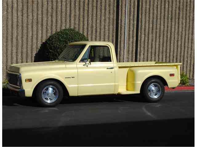 Picture of '71 C10 - MLX6