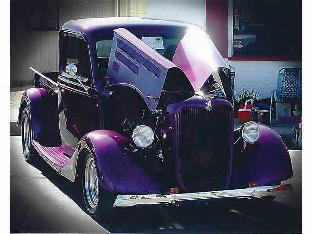 Picture of '36 Custom - MLXW