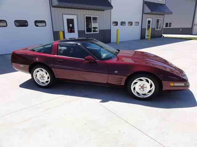 Picture of '93 Corvette - MLY6