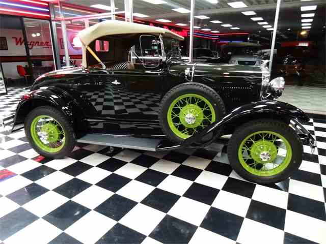 Picture of '31 Model A - MIKA