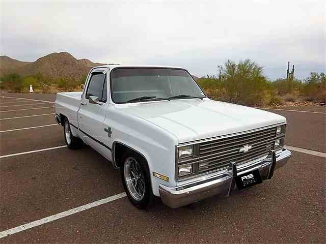 Picture of '84 C10 - MLYY